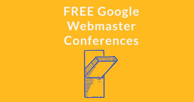 谷歌2019网站管理员会议发布