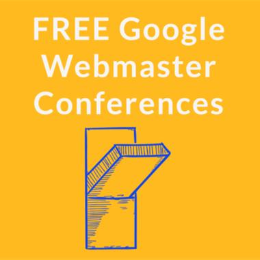 2019谷歌宣布免费网站管理员大会