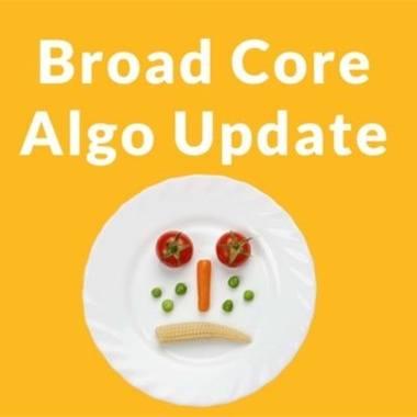 2019年6月Broad Core Algo更新:它不仅仅是EAT