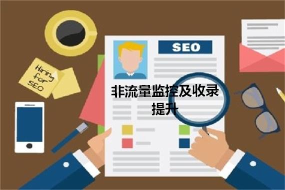 非流量及监控网站优化,东莞SEO在线学